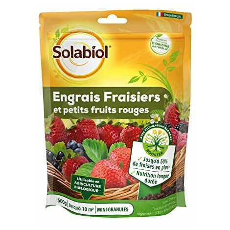 SOLABIOL SOFRAY500 Engrais, Nutrition Longue Durée