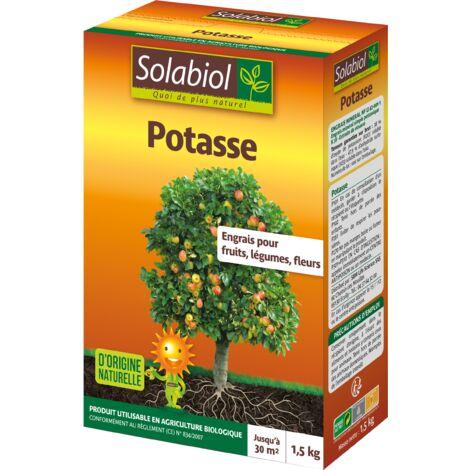 """main image of """"SOLABIOL SOPAS15G10 Engrais Universel   Potasse Organique   Utilisable en Agriculture Biologique"""""""