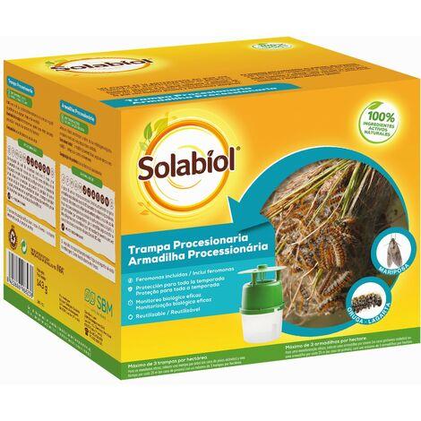 Solabiol - Trampa Procesionaria del pino, eficacia contra orugas