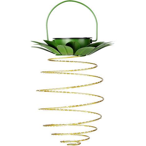 "main image of ""Solar garden outdoor decorative pineapple lamp warm white light"""