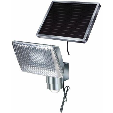 150 LED Solarlampe Solarleuchte Garten Strahler Solar Panel mit Bewegungsmelder