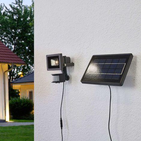 Solar LED wall lamp Joelina