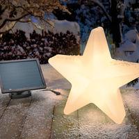 Weihnachtsdeko Straßenbeleuchtung.Solar Lampe Zu Top Preisen
