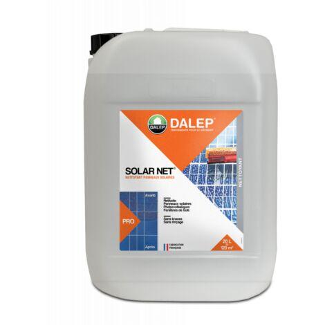 SOLAR NET - Nettoyant panneaux solaires 20L