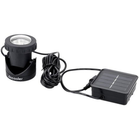 Solar Outdoor Spot Light Garden Light Pool Light LED Spot Light