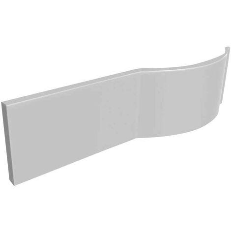Solar P-Shape 1500mm Shower Bath Front Panel