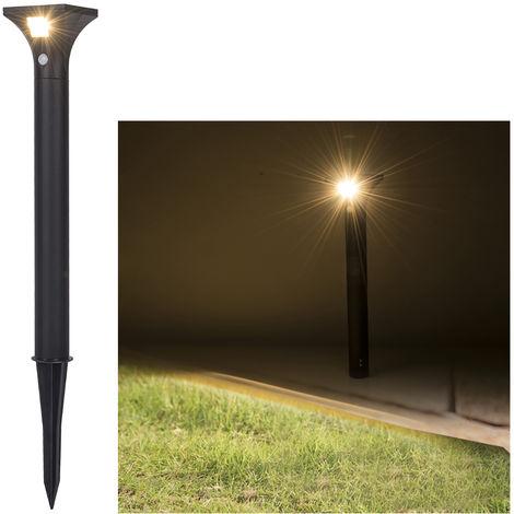 Solar Path Lights with PIR Motion Sensor Outdoor Garden Yard Landscape Patio Sidewalk Lawn Pathway Driveways