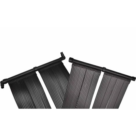 "main image of ""Solar Pool Heater Panel - Black"""