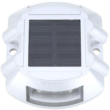 Solar Powered Road Lighting For Garden Street Blue CIS-57646