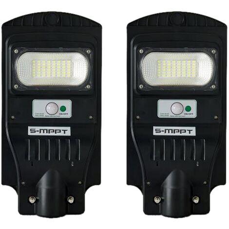 Solar Streetlight with Radar Sensor (pack of 2)