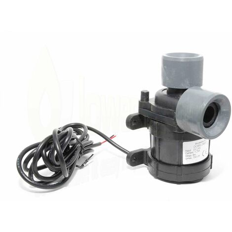 """main image of """"Solar Thermal Water Heater Mat 0.66m x 1.5m , Pump and Solar Panel Kit"""""""
