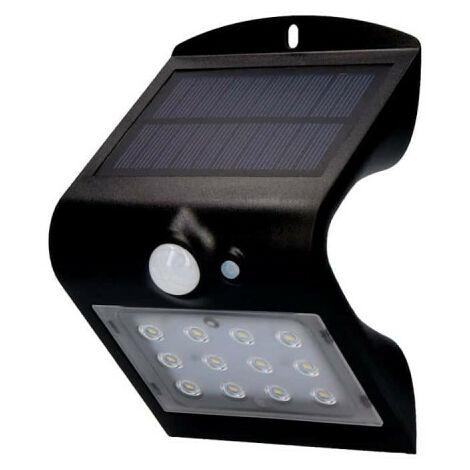 Solar wall lamp with Led Sensor EDM 1,5W 220 Lumens 10x14cm