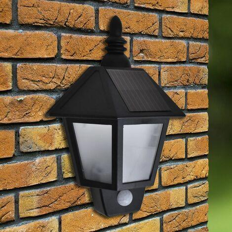 Solar Wall Lamp with Motion Sensor 2 pcs QAH14927