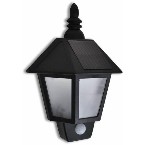 Solar Wall Lamp with Motion Sensor VDTD26386