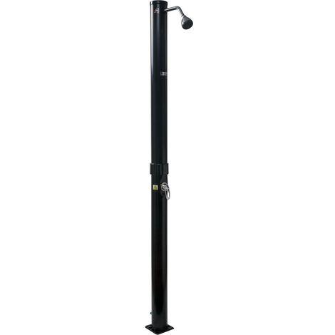 Solardusche für Schwimmbad Fresh 7 - Aus PVC - 20L + Mischer