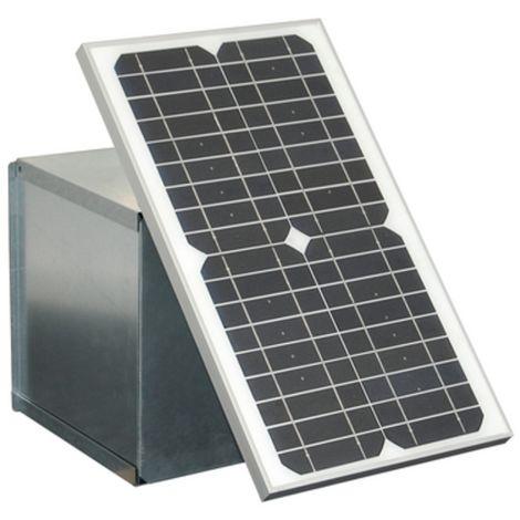 AKO 25 Watt Solarmodul für DUO Power X und Savanne Weidezaungerät 375251