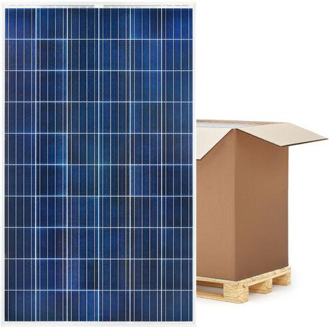 Solarmodul 265 Watt Photovoltaik Polykristallin Solarpanel Modul Solarzelle PV