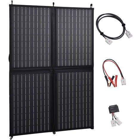 Solarmodul Faltbar 100 W 12 V
