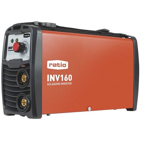 SOLDADOR ARCO INVERTER INV-160 RATIO