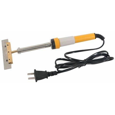 Soldador de 40w + punta herramienta cuchilla limpieza pegamento OCA UV limpieza de pantalla LCD