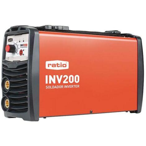 Soldador de arco RATIO Inverter INV-200 A - talla