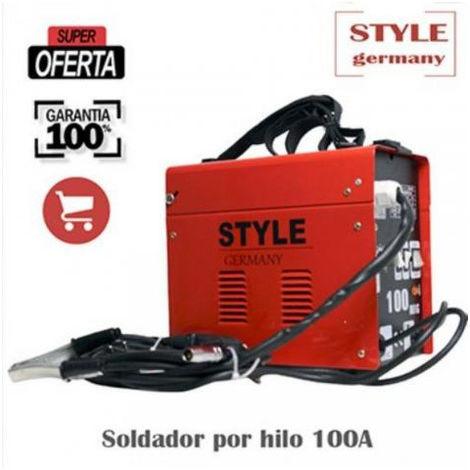SOLDADOR DE HILO AUTOMATICO DE HILO MIG100