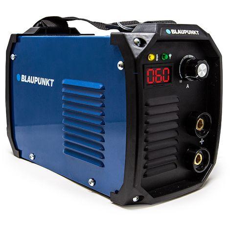 Soldador inversor IGBT profesional 120 A Blaupunkt WM2000 - Accesorios incluidos