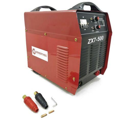 Soldador inverter industrial trifásico ZX7-500