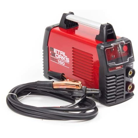 Soldadora electrodos MMA inverter, TEC 160 - Metalworks