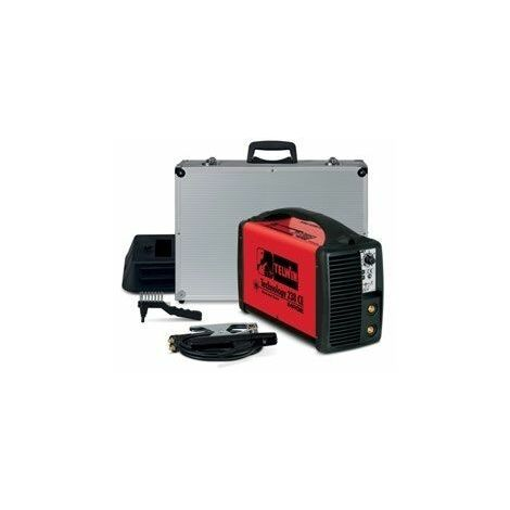 Soldadora electrodos MMA inverter TELWIN Technology 238 CE/MPGE