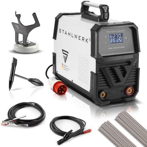 Soldadora STAHLWERK ARC 270 ST IGBT MMA Inversor máquina de soldadura electrodos