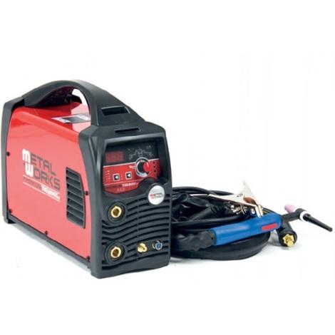 Soldadora Tig, Premium TIG 200 HF AC/DC - Metalworks