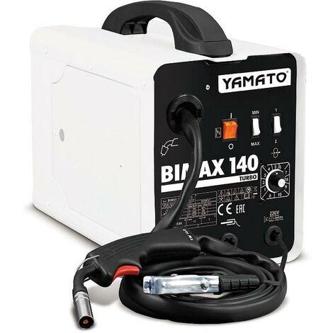 Soldadura De Hilo Bimax 140 Turbo