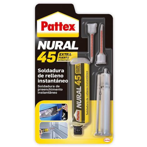 Soldadura Relleno Instant 11 Gr - PATTEX NURAL 45 - 2117155