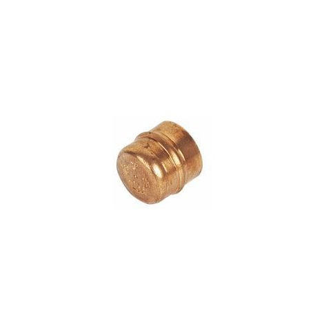 Solder Ring End Cap - 22mm