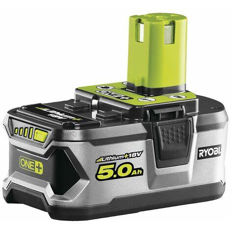 Soldes - Ryobi - Batterie Li-Ion 18V 5Ah - RB18L50 - TNT