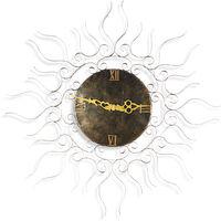 Forme HorlogeVintageNon En Piles Tic a De TacHorloge Soleil Mur EY2ID9WH