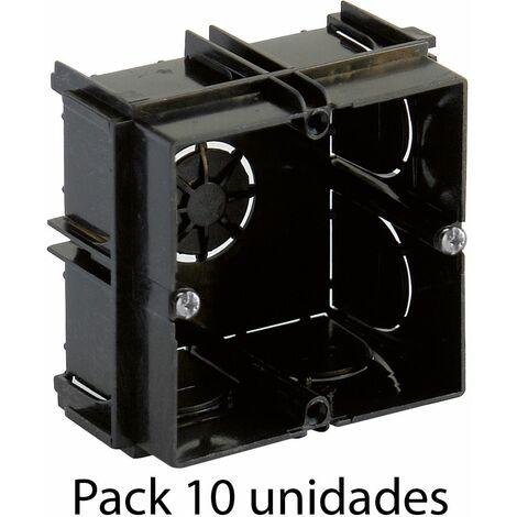 Solera pack 10 universal para mecanismo enlazable 65x65x40