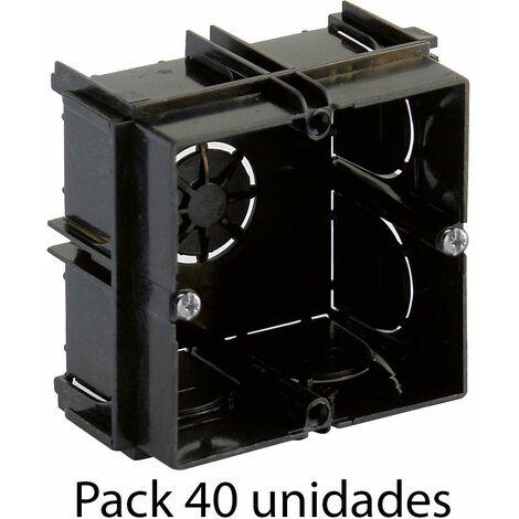 Solera pack 40 universal para mecanismo enlazable 65x65x40