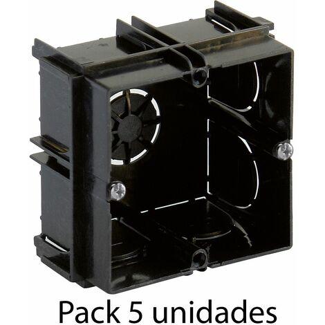 Solera pack 5 universal para mecanismo enlazable 65x65x40