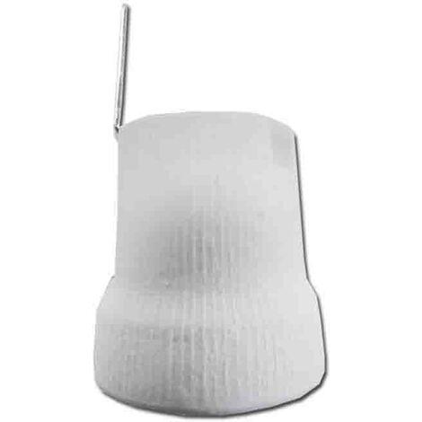 SOLERA Portalamparas porcelana e27 4a soporte vertical solera