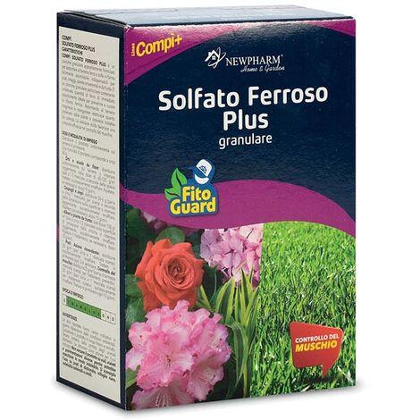 SOLFATO FERROSO PLUS X 5 KG ANTIMUSCHIO