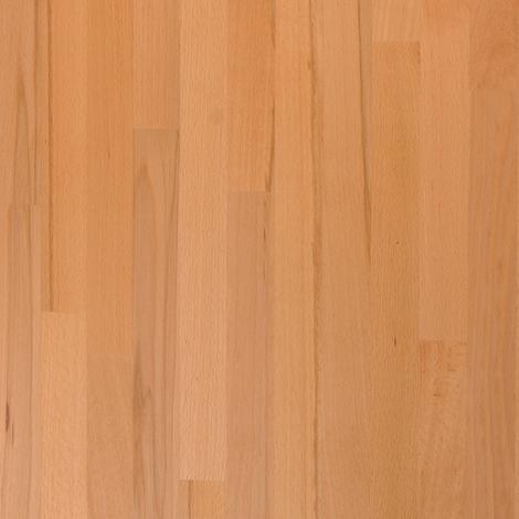 Solid Beech Wood Worktop Upstand 3M X 80 X 18mm