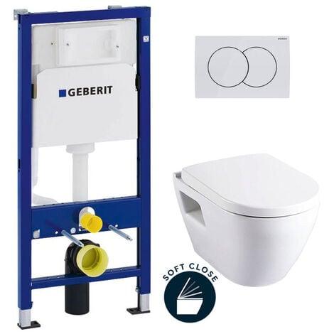 Geberit Solid Geberit UP100 Pack Bati WC (39186GEB1)