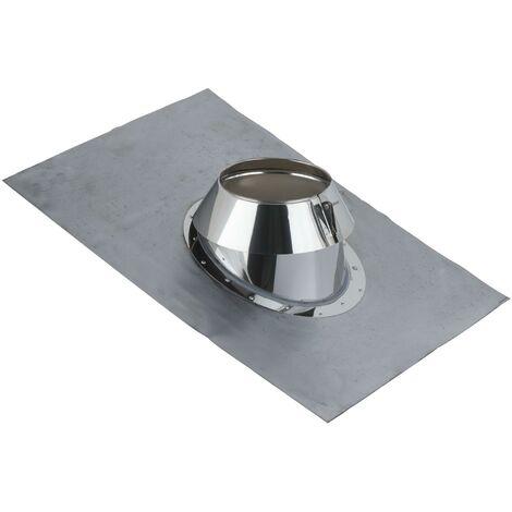 SOLIN UNIVERSEL INOX - SOLIN UNIVERSEL INOX 15A30° AVEC COL