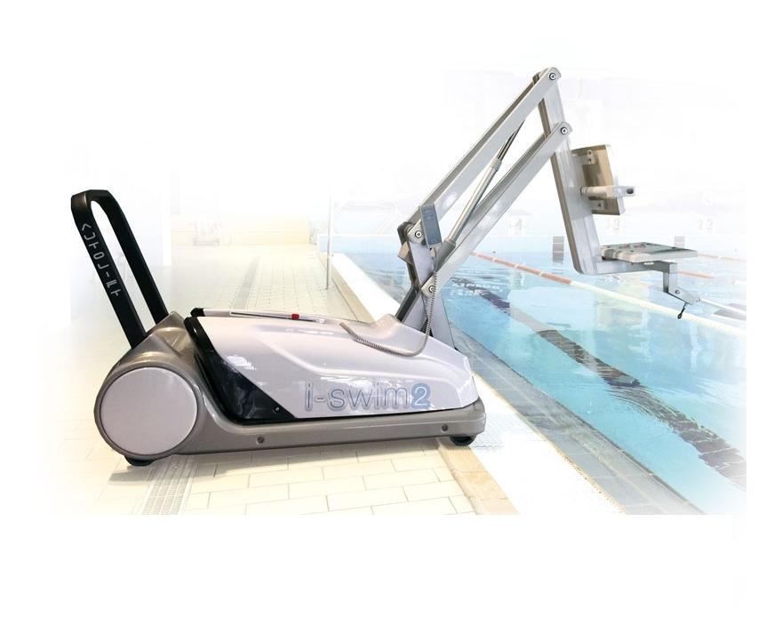Sollevatori Mobili Per Piscina : Sollevatore per disabili i swim per piscina con bordo rialzato