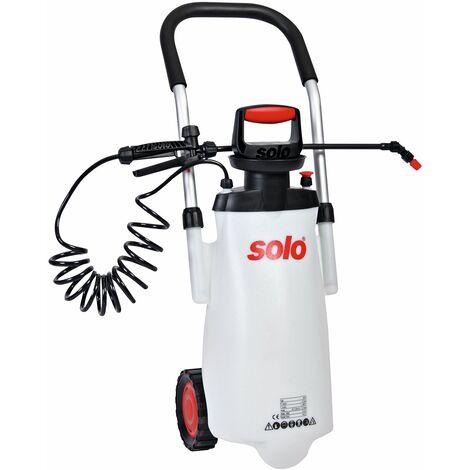 Solo Classic 453 Garden Pressure Sprayer Trolley & Lance 11 Litre