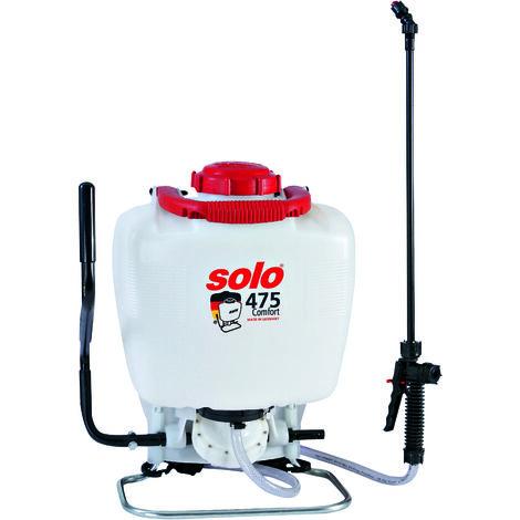 Solo Comfort 475D Knapsack Garden Pressure Sprayer 15 Litre with Diaphragm Pump