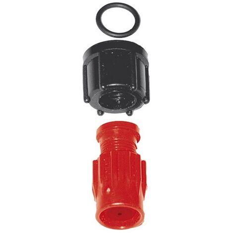 Solo Plastic Adjustable High Pressure Nozzle for Garden Sprayers