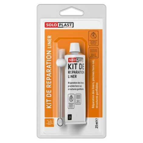 SOLOPLAST liner repair kit - 25 ml